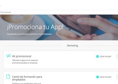 CMS App - Promocion 1
